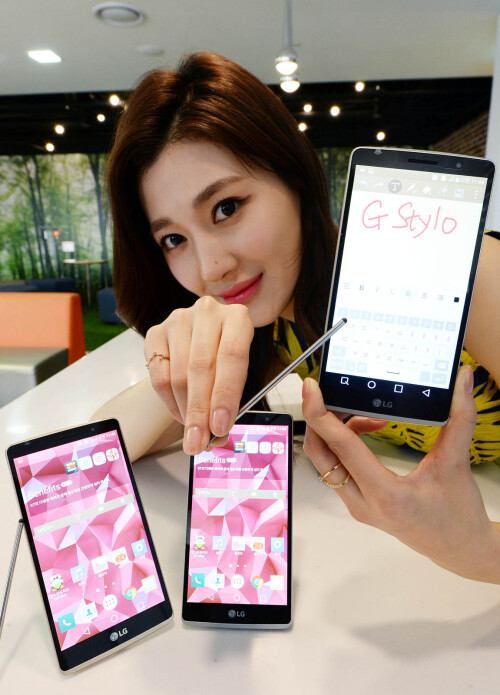The LG G Stylo