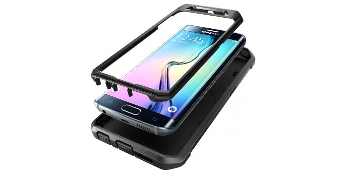 6 totally amazing rugged cases for the Samsung Galaxy S6 edge