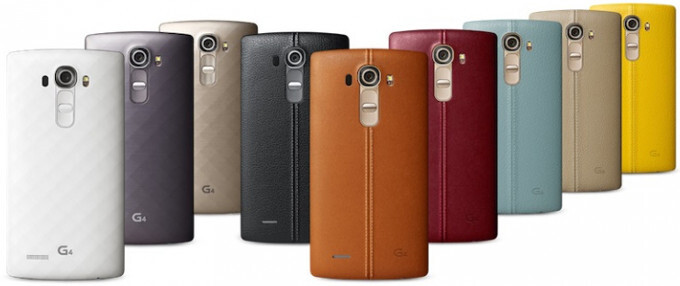 LG G4 will have genuine leather and plastic replaceable back covers - LG G4 to come with a curved display at a subtle 3000mm radius