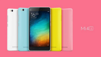 Xiaomi Mi 4i goes official: affordable and colorful