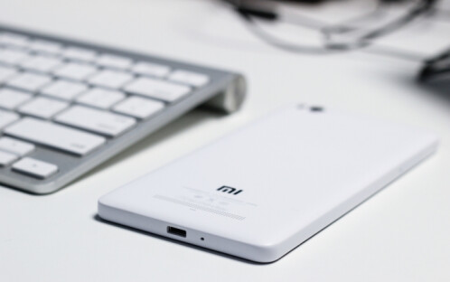 Xiaomi Mi 4i hands-on pictures