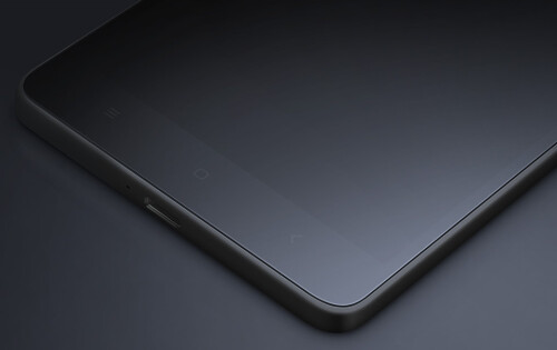 Xiaomi Mi 4 official images