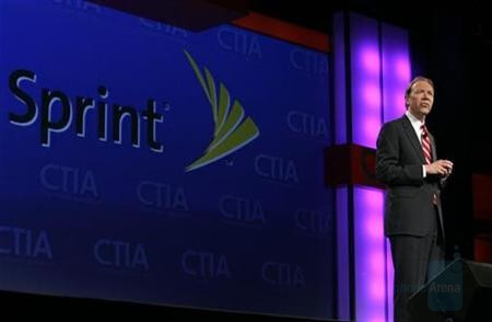 Sprint still considering the sale of its iDEN network