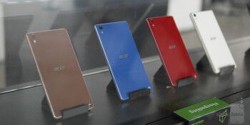 Acer Liquid X2: first look