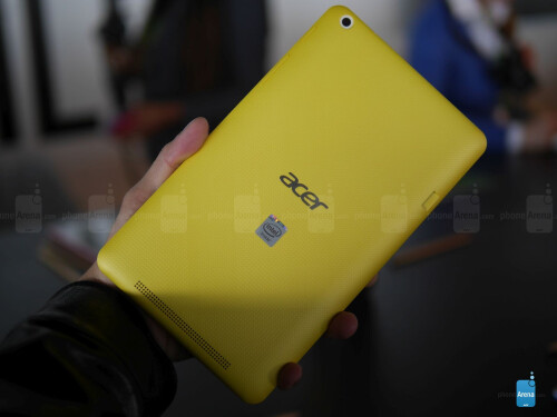 Acer Iconia One 8 hands-on
