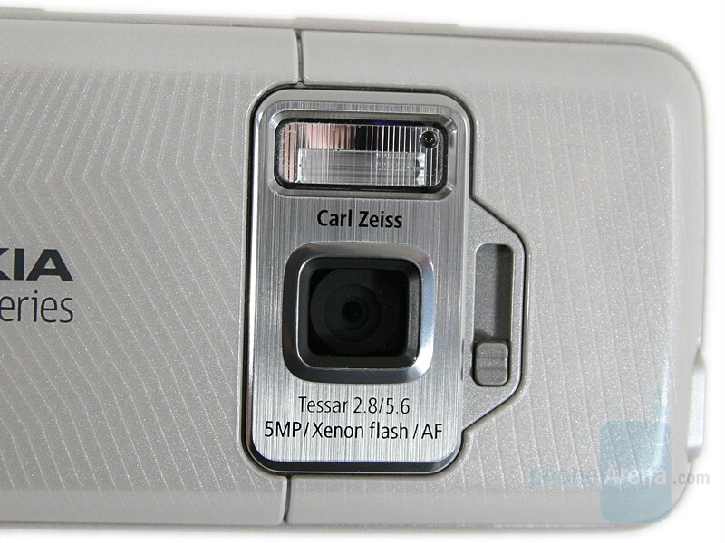 Xenon (Nokia N82) - Flash Types - Cameraphone buying guide for dummies