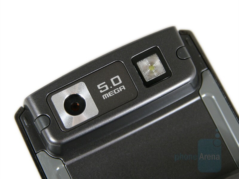 LED (Samsung SGH-G600) - Flash Types - Cameraphone buying guide for dummies