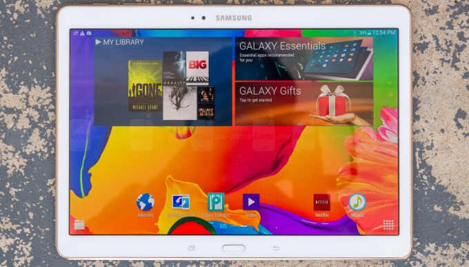 The current-gen Galaxy Tab S tablets come with a thickness of 6.6 mm - Upcoming 9.7-inch Samsung Galaxy Tab S2 rumored to be just 5.5 mm thick