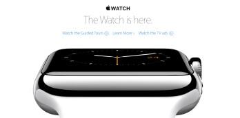 کمپانی اپل از فروشگاه رسمی خود برای ساعت هوشمند اپل واچ رونمایی کرد.