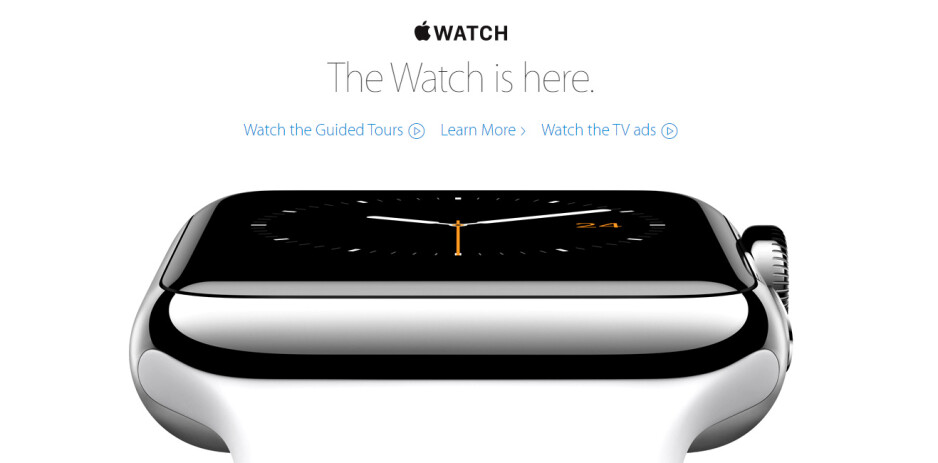 Apple Watch App Store opens with over 3,000 apps