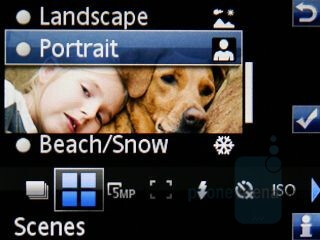 Scenes in Sony Ericsson K850 - Cameraphone buying guide for dummies