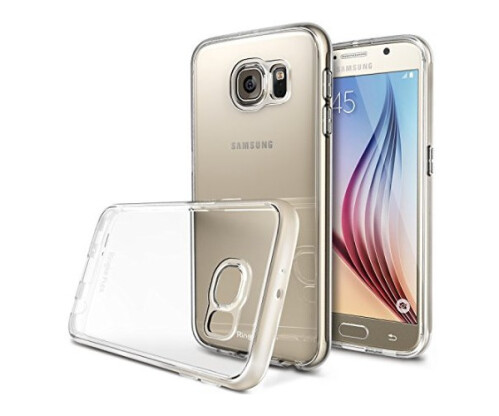 cheap for discount 61b01 b3d63 Clear protection: best transparent cases for the Samsung Galaxy S6 ...