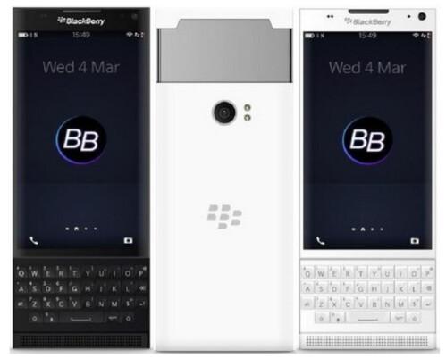 BlackBerry Slider/Venice