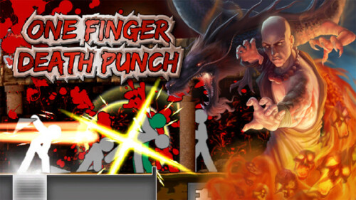 One Finger Death Punch!