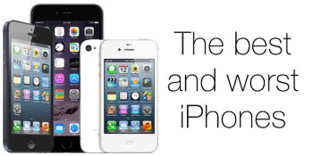 here are the best and worst iphones of all time according
