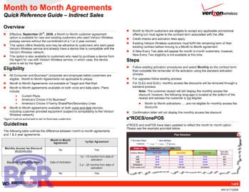 Verizon goes contract free