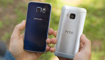 The HTC One M9 and Samsung Galaxy S6 set new standards for style and polish in Android land