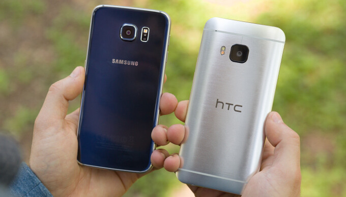 The HTC One M9 and Samsung Galaxy S6 set new standards for style and polish in Android land - 10 outstandingly beautiful, well-designed Android devices (2015 edition)