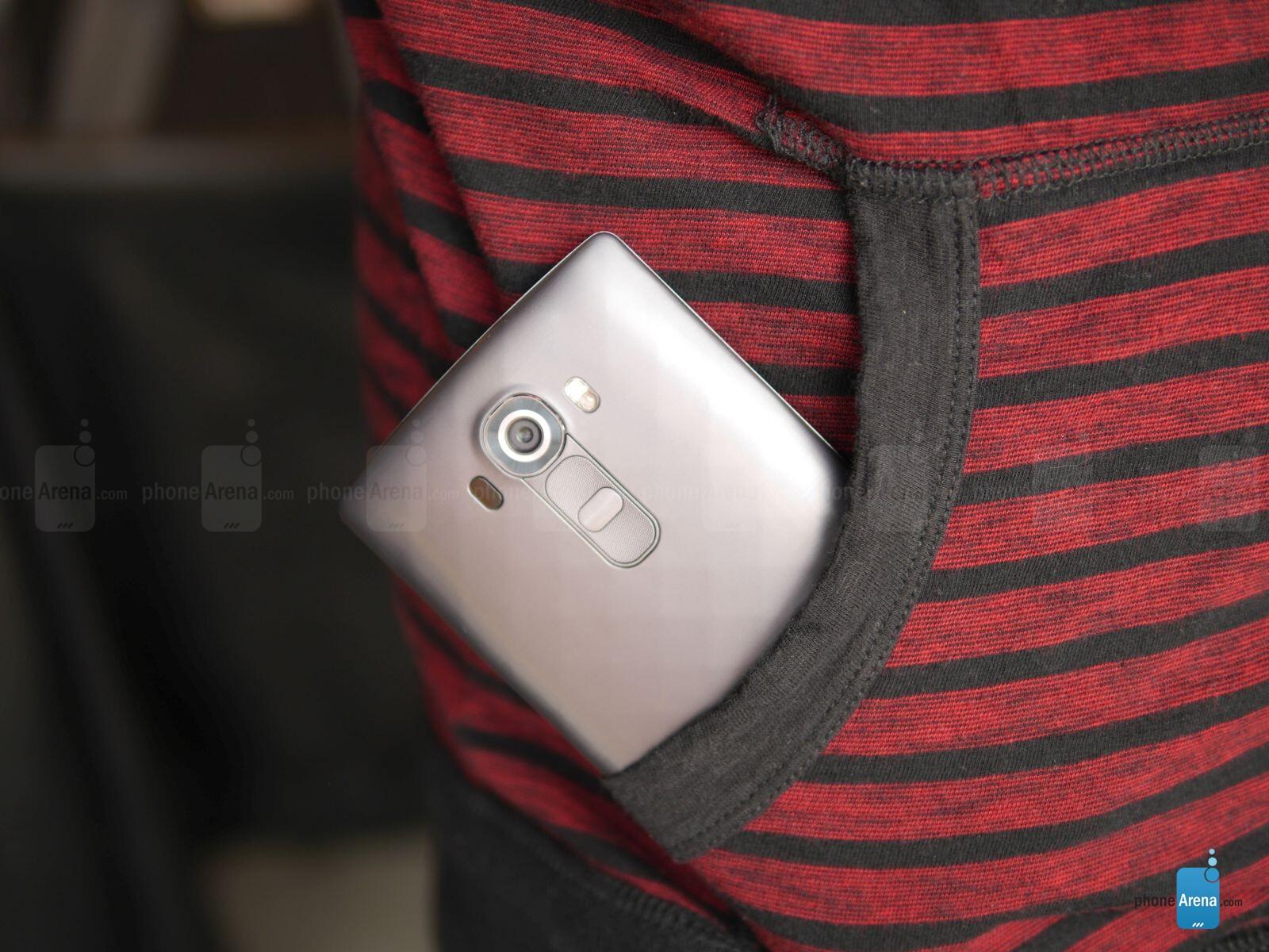 LG G4 color spectrum sensor explained: helps you nail