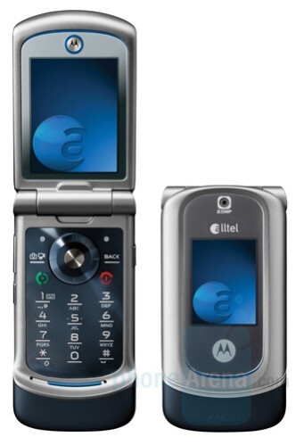 Alltel announces the Motorola VE20