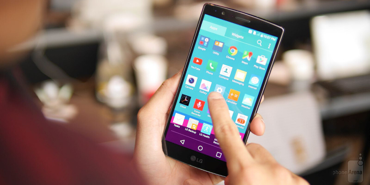LG G4: all the new features - PhoneArena