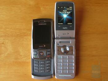 Samsung m520 and Katana Eclipse