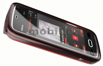 Nokia Tube shots leak, to be announced Oct 2?
