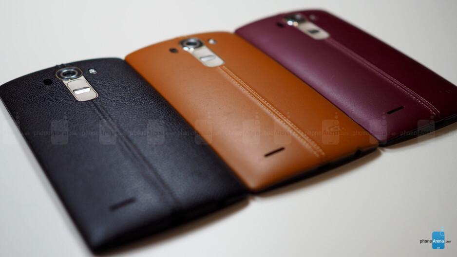 LG G4 vs Samsung Galaxy S6 vs HTC One M9: specs comparison