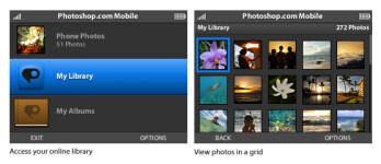 Adobe Photoshop.com comes to (Windows) Mobile Phones