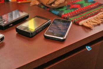 PIXON and iPhone