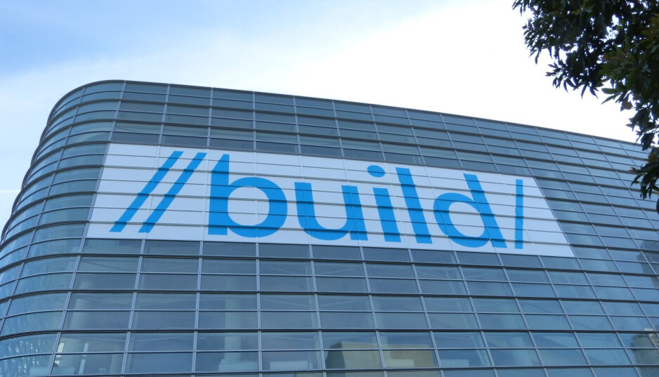 We are at Build 2015
