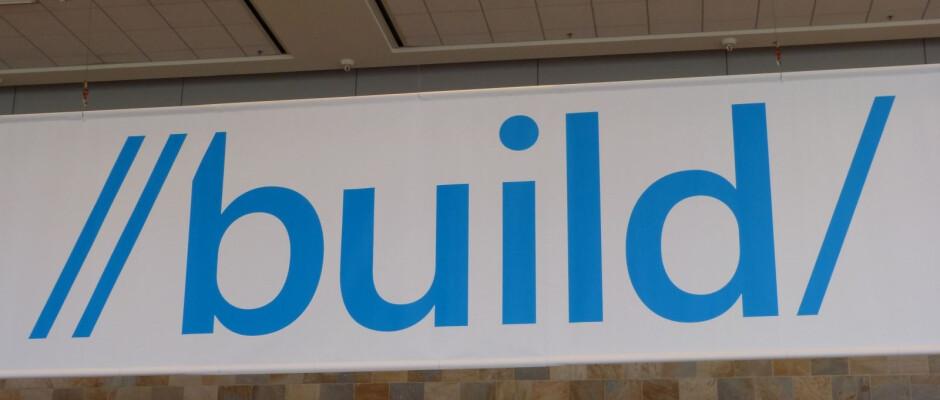 Liveblog: Microsoft Build 2015 Keynote Address