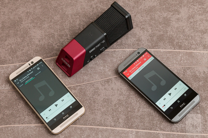 HTC One M8 vs One M9 BoomSound: In-depth speaker comparison