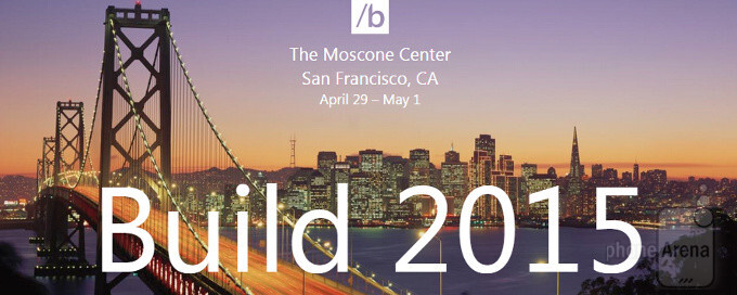Watch Microsoft's Build 2015 keynote here
