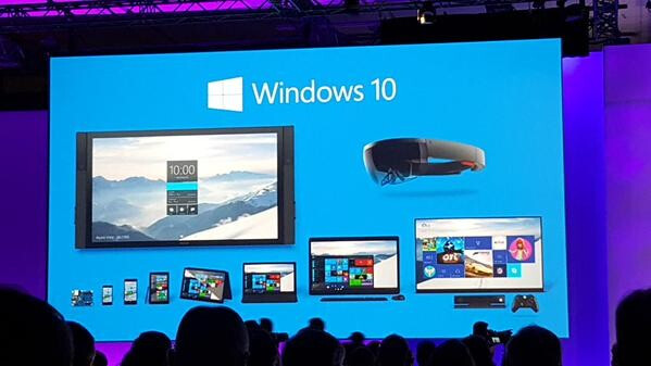Microsoft wants 1 billion devices to be running Windows 10 in 2-3 years' time