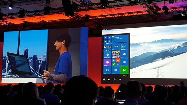 """""""Any screen can be your PC"""": Microsoft's Continuum for phones transforms your phone into a desktop PC"""