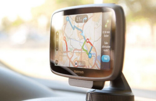 TomTom's latest models for the car