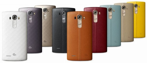 Which leather version of the LG G4 would you get?