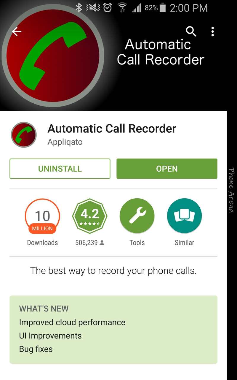 Image result for Call Recorder android app logo