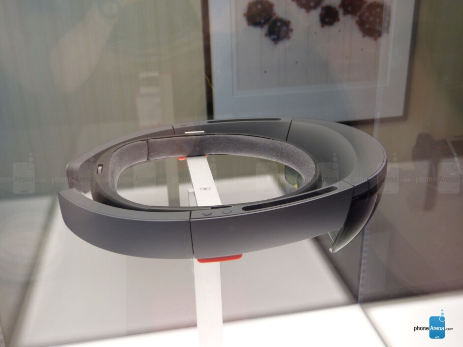 We used Microsoft HoloLens and it is awesome!