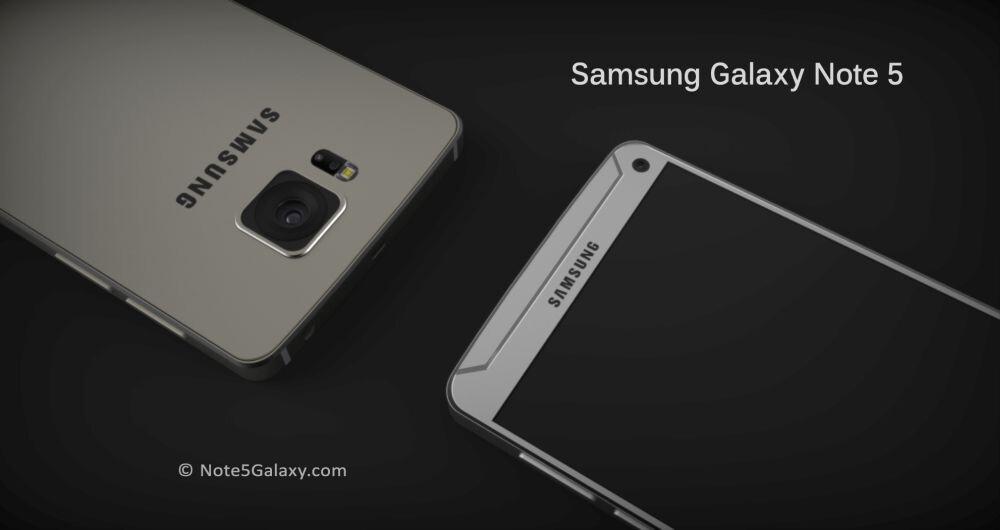 Galaxy Note 5 samsung