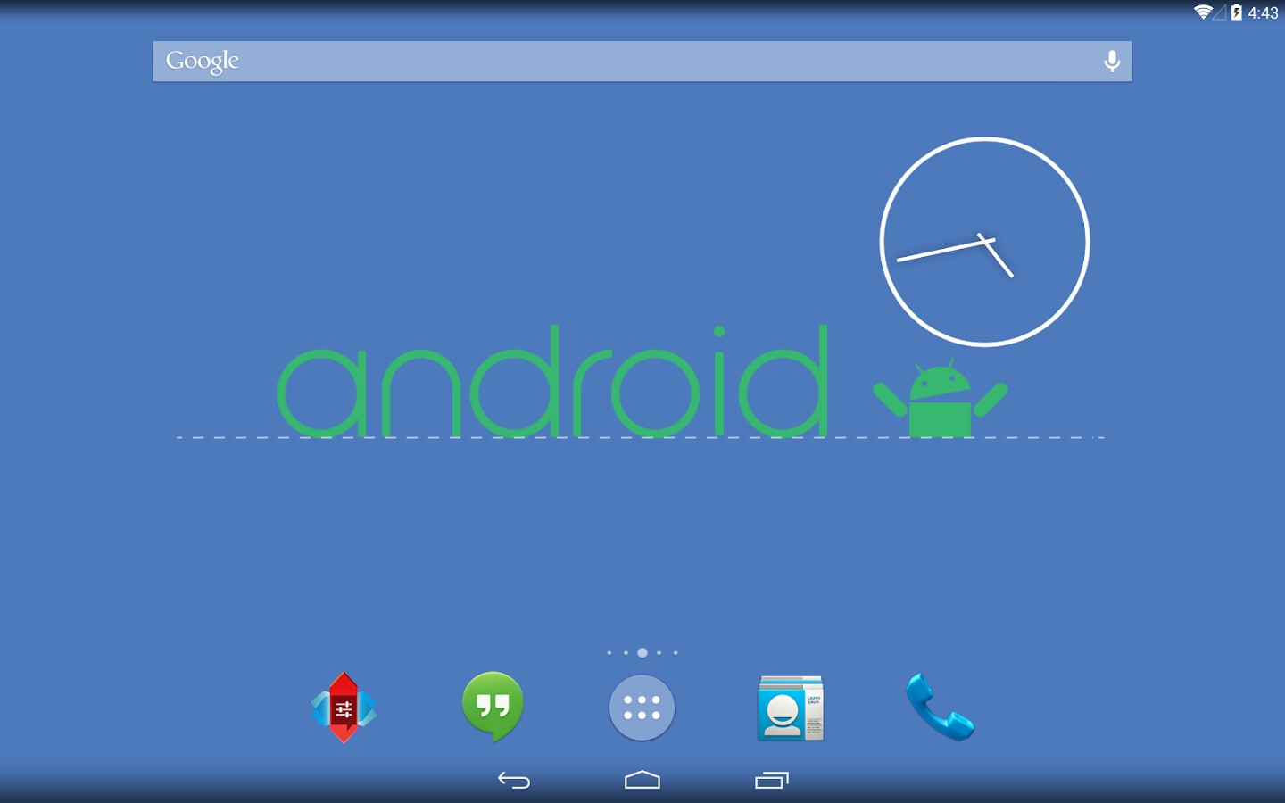 Seven of the best Android launchers for tablets - PhoneArena