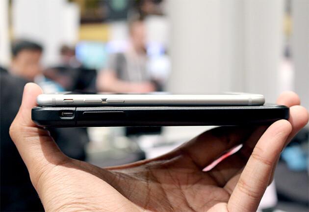 Nikola Labs iPhone 6 case