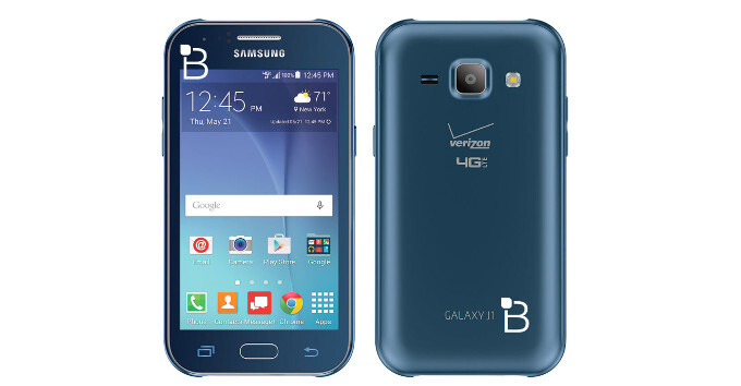 Leaked images of the dirt-cheap Samsung Galaxy J1 indicate an imminent Verizon launch