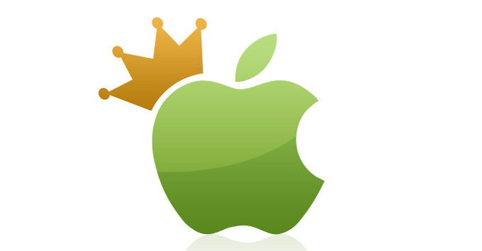 A third of iPhone/iPad sales came from Android switchers within Europe's 5 biggest markets in Q1