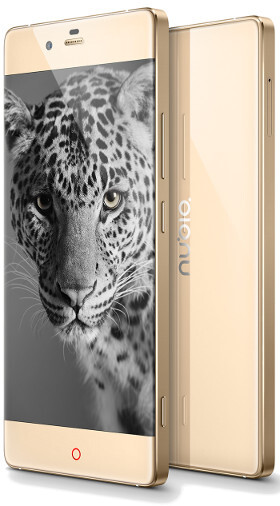 Monsters from Asia: The aluminum ZTE Nubia Z9 with its 'border-less' design, 4GB RAM, and 16MP OIS camera
