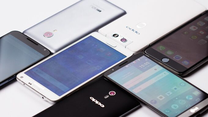 Phablets score 21% of Q1 2015 smartphone sales in the US, Apple's iPhone 6 Plus leads the pack