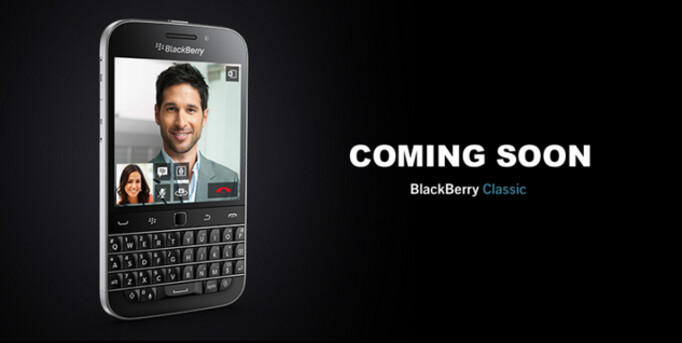 The BlackBerry Classic is coming to T-Mobile on May 13th - T-Mobile to offer the BlackBerry Classic starting May 13th