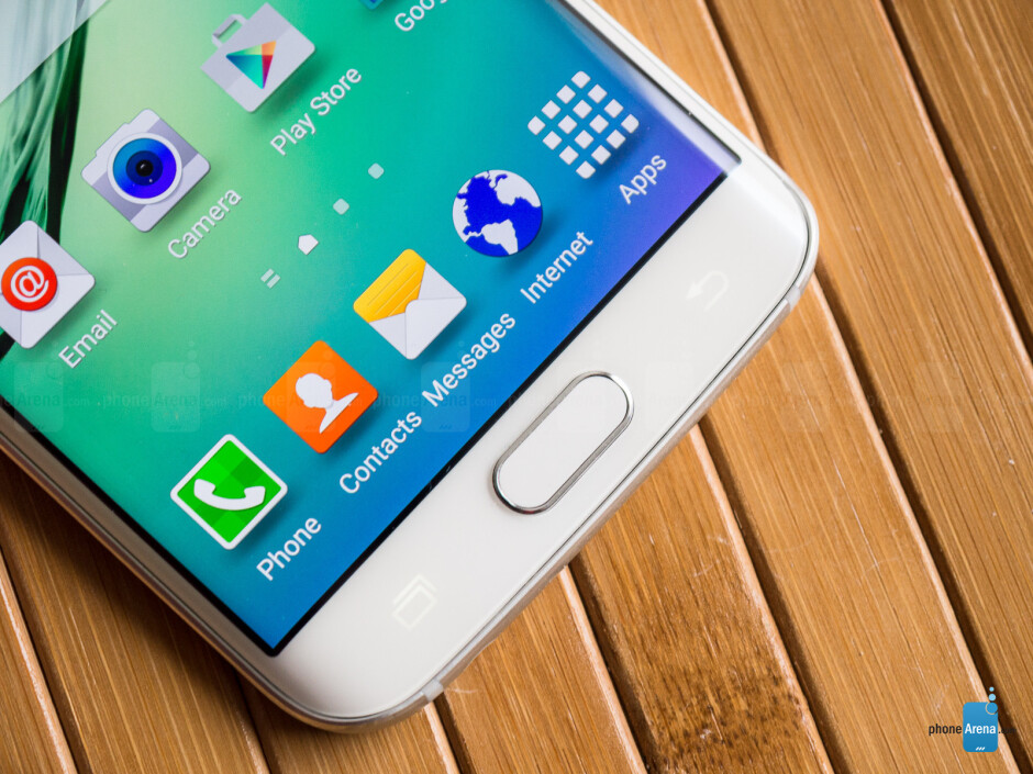 Samsung Galaxy S6 edge - dat curved OLED! - Evolutionary changes - how 2015's Android flagships pushed innovation without being revolutionary