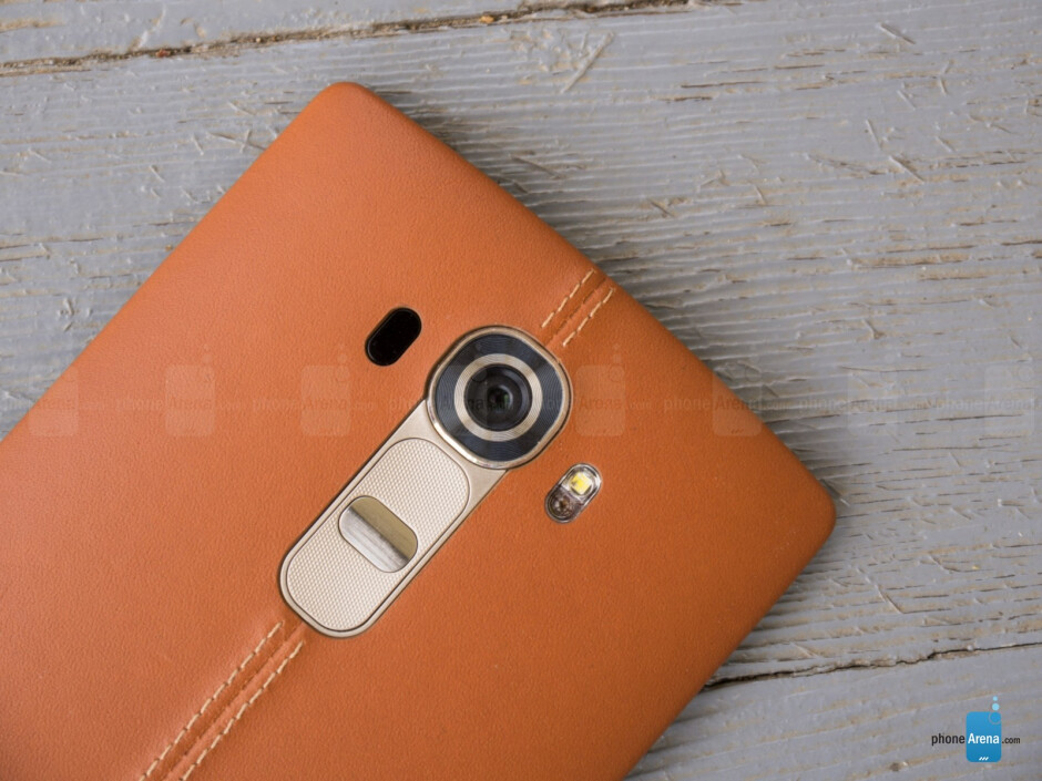 LG G4 - how many extras, again? - Evolutionary changes - how 2015's Android flagships pushed innovation without being revolutionary